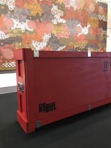 Touring Art Crate