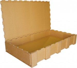 pool table crate for overseas transport