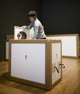 Art Transport for Multiple Artworks