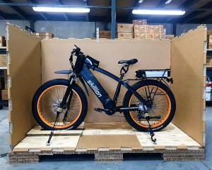 Skillion Electric Bike Boxed for Export