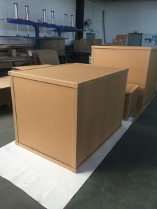 Different sized Hybrid Crates