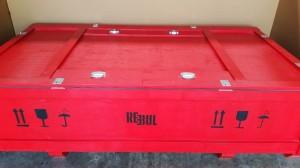 Museum Crate